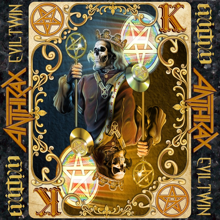 "Anthrax ""Evil Twin"" (lyric video)"