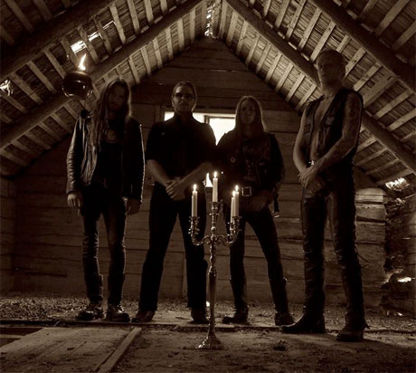 Doom Metallers Anguish Invent Their Own Religion