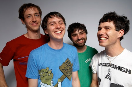Animal Collective Give Progress Report on New LP