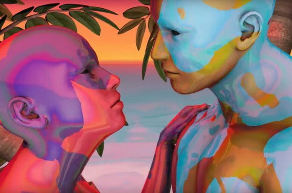 "Animal Collective ""FloriDada"" (video)"