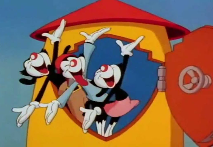 Steven Spielberg Is Working on an 'Animaniacs' Reboot