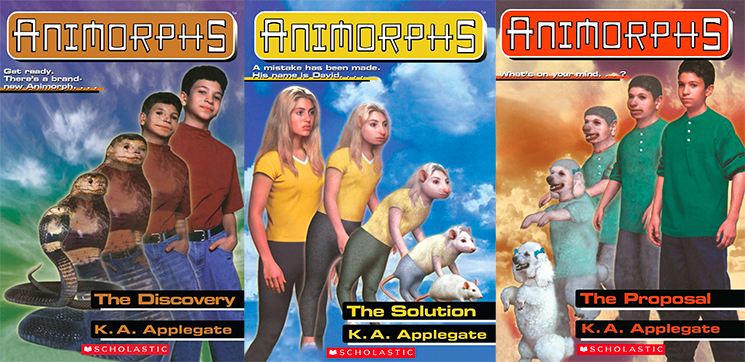 'Animorphs' Creators Part Ways with Film Adapters over Creative Differences