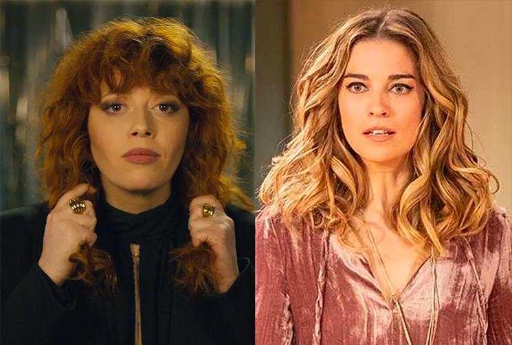'Schitt's Creek' Star Annie Murphy Has Signed on for 'Russian Doll' Season 2