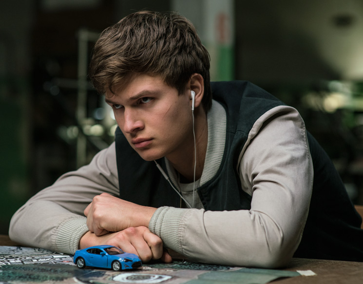 Edgar Wright Assures Us That Ansel Elgort Isn't Supposed to Look Like Han Solo in 'Baby Driver'