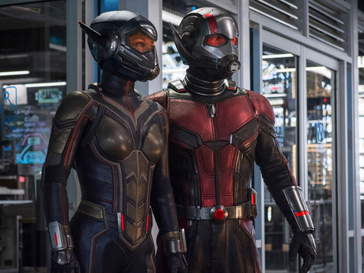 Ant-Man and the Wasp Directed by Peyton Reed