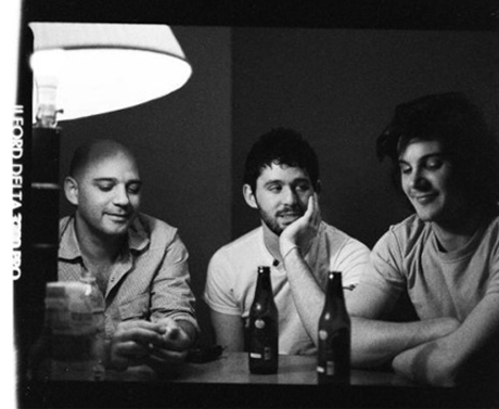 The Antlers Sign to Anti- for 'Undersea'