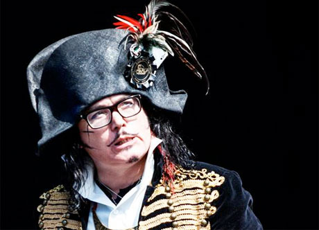 Adam Ant Reveals North American Tour