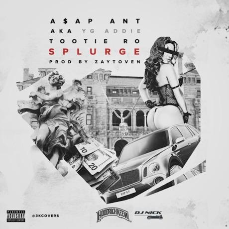 """A$AP Ant """"Splurge"""""""
