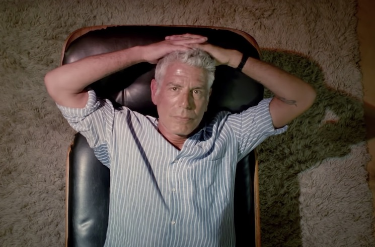Watch the First Trailer for the Anthony Bourdain Doc 'Roadrunner'