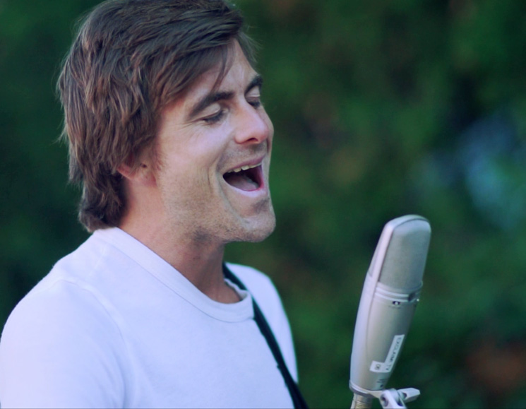 Watch Anthony Green Give 'Would You Still Be in Love' an Acoustic Makeover