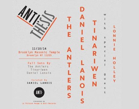 "Tinariwen ""Toumast Tincha"" (the Antlers remix)"
