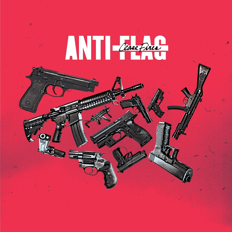 Anti-Flag Reveal 'Cease Fires' Comp