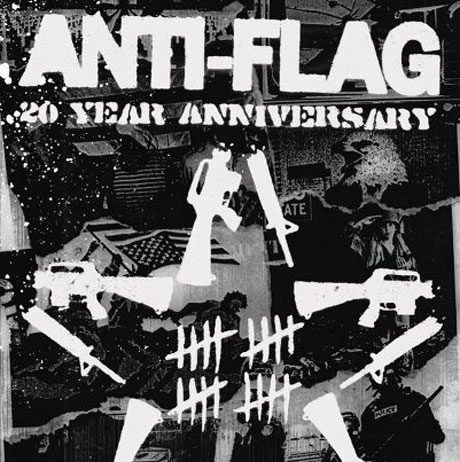 Anti-Flag Reveal 20th Anniversary Tour, Play Toronto