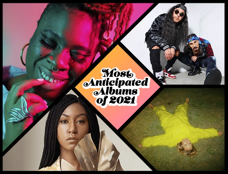 Exclaim!'s 29 Most Anticipated Canadian Albums of 2021
