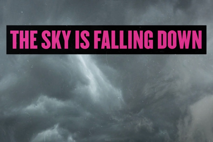 Anti-Flag 'Sky Is Falling' (lyric video)
