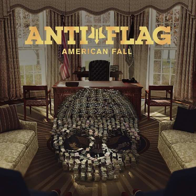 Anti-Flag American Fall