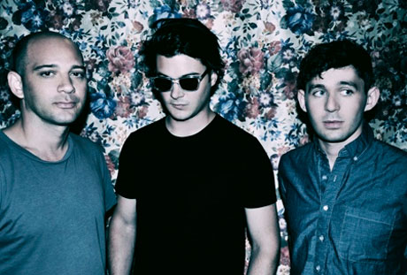 "The Antlers ""Parentheses"""