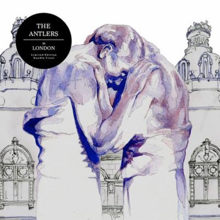 The Antlers Document 2014 Show with Live Album