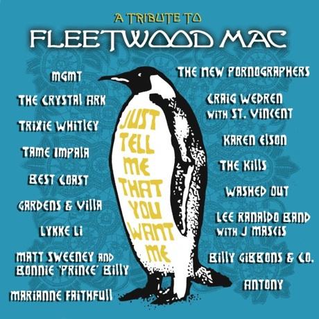 "Antony Hegarty ""Landslide"" (Fleetwood Mac cover)"