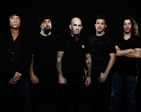 Anthrax Announce Guitarist Rob Caggiano's Departure