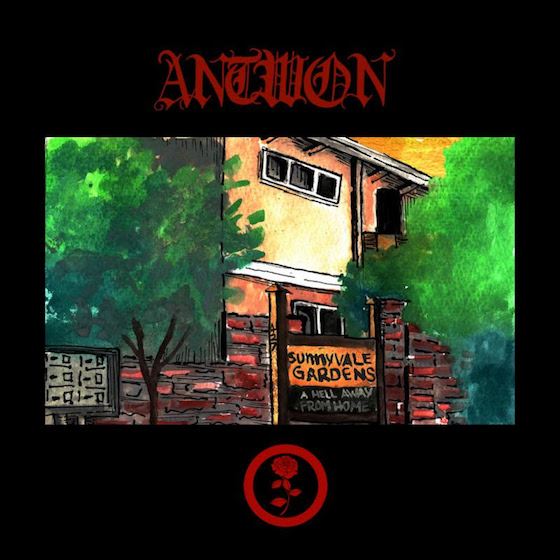 Antwon 'Sunnyvale Gardens' (mixtape)