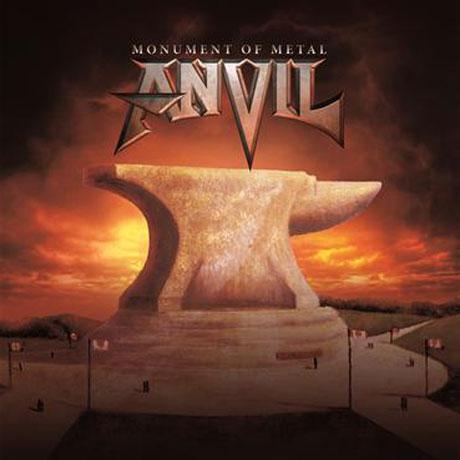 Anvil Prep 'Monument of Metal: The Very Best of Anvil'
