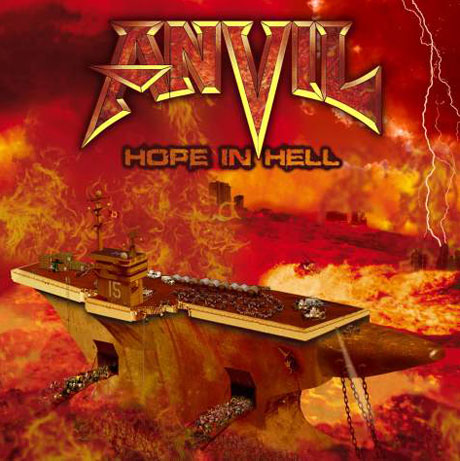 "Anvil ""Flying"""