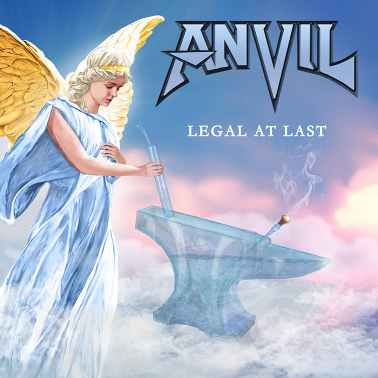 Anvil's 'Legal at Last' Cover Art Is Highly Amusing