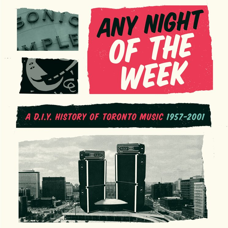Toronto's DIY Music History to Be Explored in New Book
