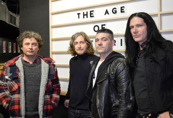 Age of Electric Unveil Canadian Tour, Share New Bonus Track from 'Make a Pest a Pet' Reissue
