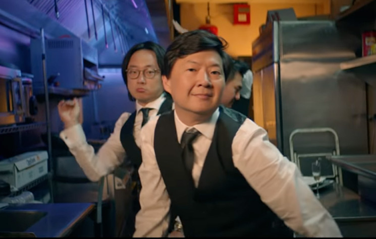 Watch Ken Jeong Get into an Epic Lip Sync Battle in BTS & Steve Aoki's 'Waste It on Me' Video
