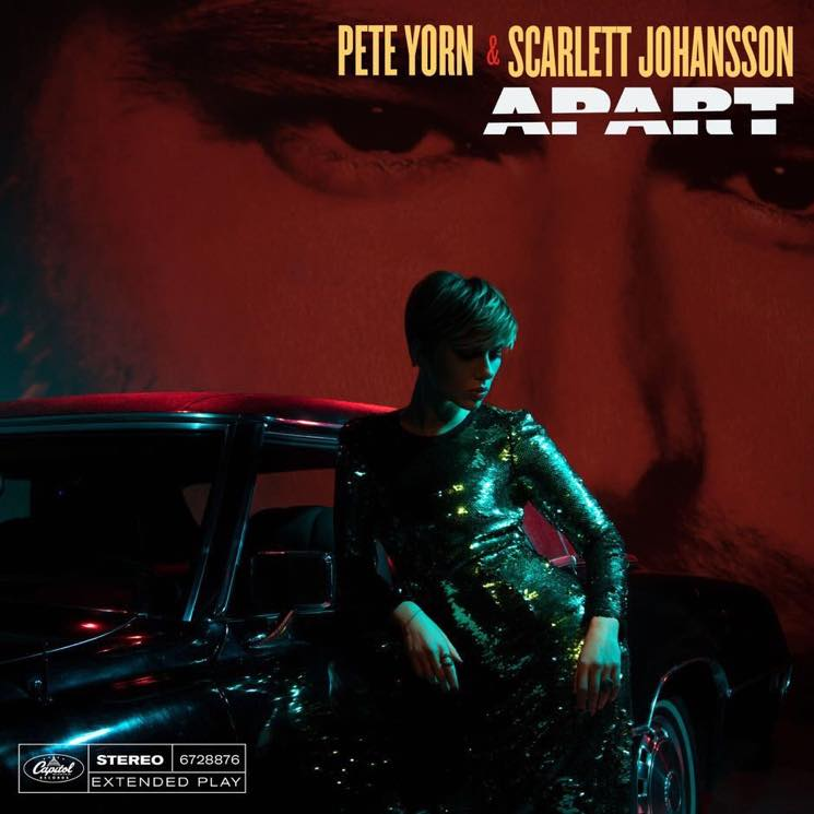 Scarlett Johansson and Pete Yorn Reteam for 'Apart' EP