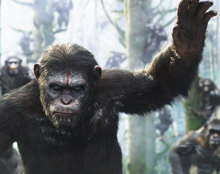 Third 'Planet of the Apes' Prequel Gets Title