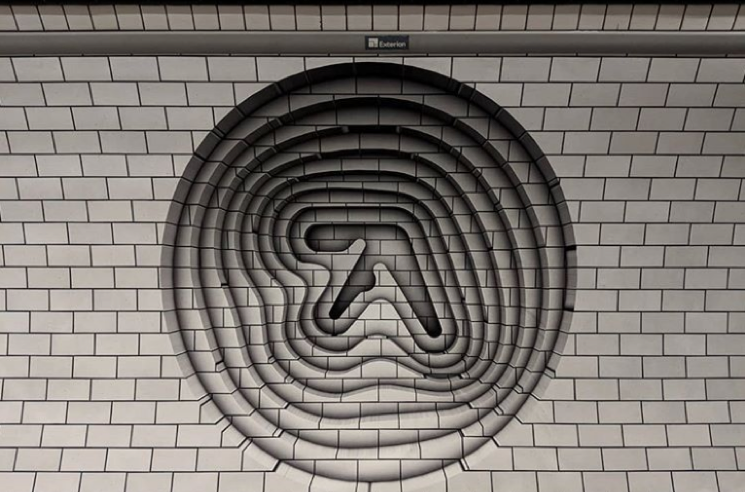 Mysterious ​Aphex Twin Images in London Spark New Album Rumours