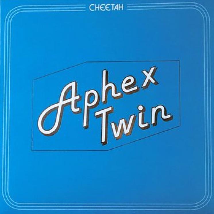 """Aphex Twin """"2X202-TS5"""" / """"CHEETAHT7b"""""""