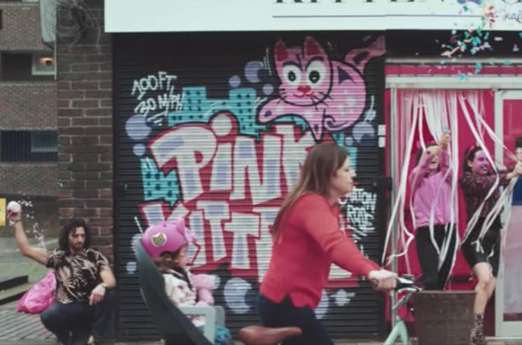 "Aphex Twin's ""Windowlicker"" Soundtracks UK Road Safety Ad"