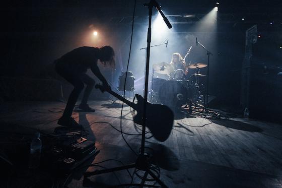 A Place to Bury Strangers Festival de Musique Émergente, Rouyn-Noranda QC, September 1