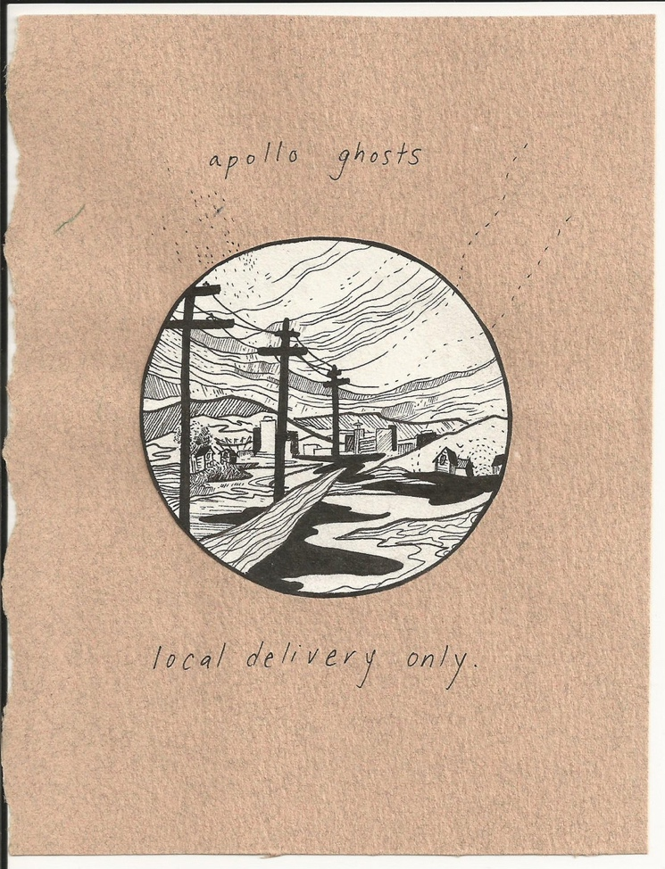 Apollo Ghosts Cover 35 Vancouver Artists for Charity Album 'Local Delivery Only'