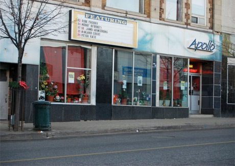 Thunder Bay Venue the Apollo Goes up for Sale