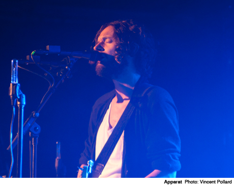 Apparat SAT, Montreal QC May 30