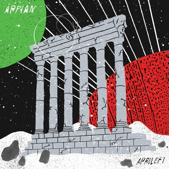 Appian 'Aprileft' (album stream)