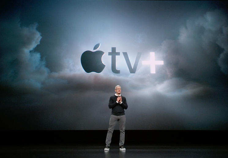 Apple Officially Announces New TV+ Streaming Service