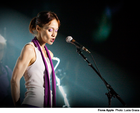 Fiona Apple Announces Fall Duo Tour with Blake Mills, Plays Toronto