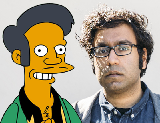 Hari Kondabolu Suggests 'The Simpsons' Is Racist in the First Trailer for 'The Problem with Apu'