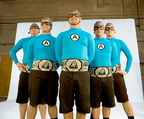 Aquabats The Art of Kid Tossing/Crowd Surfing