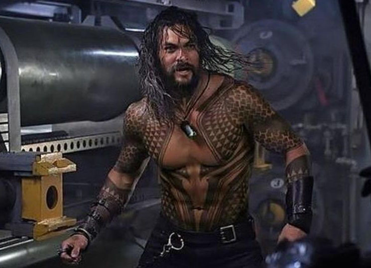 Bloated 'Aquaman' Fails to Make a Splash Directed by James Wan