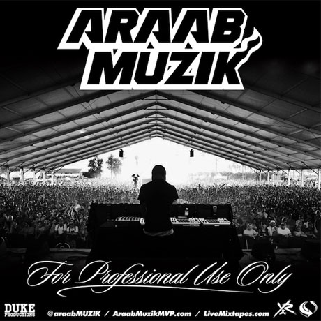 AraabMuzik 'For Professional Use Only' (mixtape)
