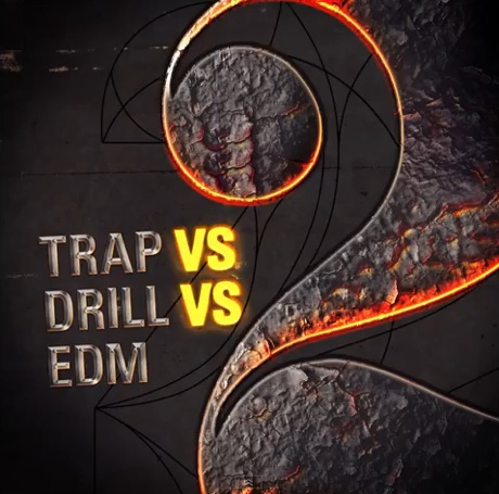 AraabMuzik 'Trap vs. Drill vs. EDM 2' (album stream)