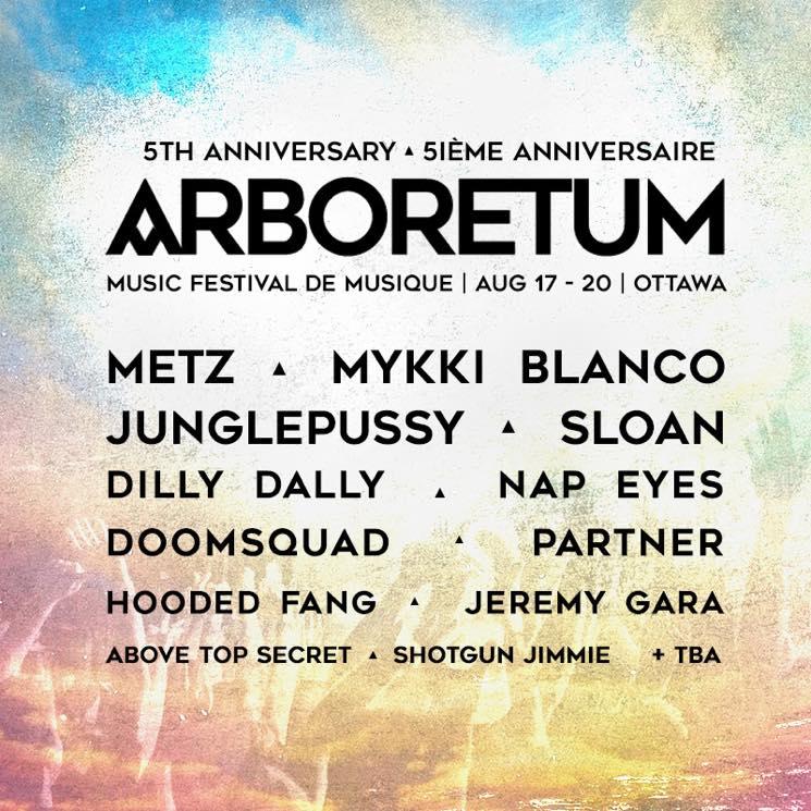 Ottawa's Arboretum Festival Announces Initial 2016 Lineup