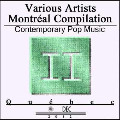 Various Arbutus Records' 'Montreal Compilation Volume II'